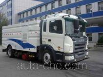 JAC HFC5161TXSKR1T street sweeper truck
