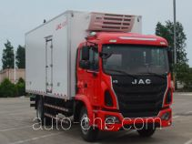 JAC HFC5161XLCP3K1A57V refrigerated truck