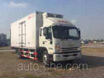 JAC HFC5161XLCP70K1D4V refrigerated truck