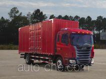 江淮牌HFC5161XXYP3K1A50S2V型厢式运输车