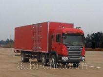 江淮牌HFC5241XXYP3K2C46F型厢式运输车