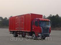 江淮牌HFC5161XXYP3K2A47S3V型厢式运输车