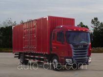 JAC HFC5161XXYP3K2A50S3V box van truck