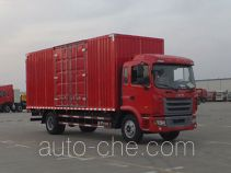 江淮牌HFC5161XXYP3N2A53V型厢式运输车