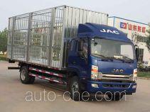 江淮牌HFC5162CCQP70K1E1V型畜禽运输车