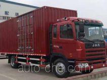 JAC HFC5162XXYK1R1ZT box van truck