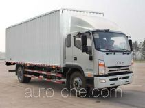 JAC HFC5162XXYP70K1E1V box van truck