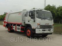 江淮牌HFC5162ZYSVZ型压缩式垃圾车
