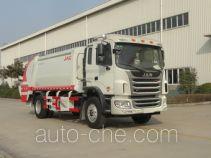 JAC HFC5163ZYSVZ garbage compactor truck