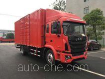 江淮牌HFC5181XXYP3K2A50S2V型厢式运输车