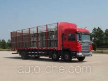 江淮牌HFC5245CCQK3R1LT型畜禽运输车