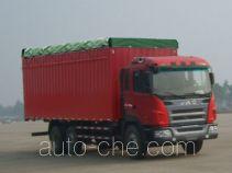 JAC HFC5204XXBKR1ZT soft top box van truck