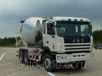 江淮牌HFC5241GJBP1K4E43F型混凝土搅拌运输车