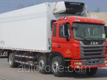 JAC HFC5241XLCP2K2C50F refrigerated truck