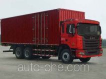 JAC HFC5241XXYP1K4D60F box van truck