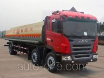JAC oil tank truck