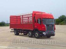 JAC HFC5251CCYP2K2D42S3V грузовик с решетчатым тент-каркасом