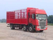 JAC HFC5251CCYP2K3D54S1V грузовик с решетчатым тент-каркасом