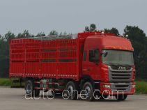 江淮牌HFC5251CCYP2K3D50S2V型仓栅式运输车