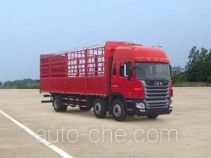 江淮牌HFC5251CCYP1K3D54S3V型仓栅式运输车