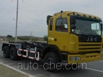 JAC HFC5254ZXXK2R1LT detachable body garbage truck