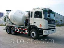 JAC HFC5255GJBT concrete mixer truck