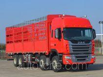 JAC HFC5311CCYP1K4G44S2V грузовик с решетчатым тент-каркасом