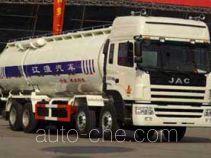 江淮牌HFC5311GFLKR1T型粉粒物料运输车