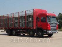江淮牌HFC5314CCQKR1ET型畜禽运输车