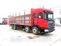 江淮牌HFC5314CCQKR1T型畜禽运输车