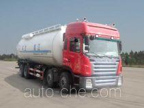江淮牌HFC5314GFLK1R1LT型粉粒物料运输车