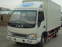 JAC Wuye HFC5815X2 low-speed cargo van truck