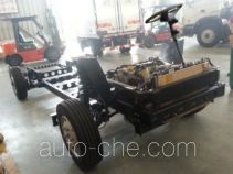 JAC HFC6568KY1F bus chassis