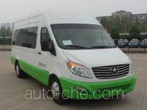 JAC HFC6601EVH электрический автобус