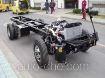 JAC HFC6680KY1V bus chassis