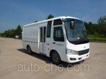安凯牌HFF5040XXY5型厢式运输车