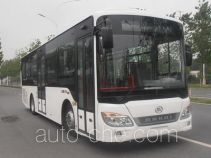 安凯牌HFF6101G03CHEV-1型插电式混合动力城市客车