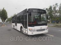 安凯牌HFF6101G03CHEV-2型插电式混合动力城市客车