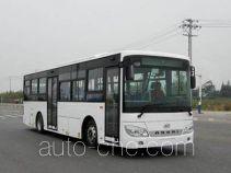 安凯牌HFF6100G03EV-5型纯电动城市客车