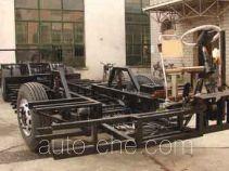 Ankai HFF6102D03EV electric bus chassis