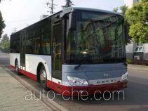 安凯牌HFF6105G39C型城市客车