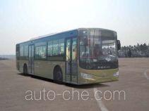 安凯牌HFF6106G03CHEV-2型插电式混合动力城市客车