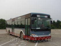 安凯牌HFF6114G03PHEV型混合动力城市客车
