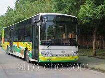 安凯牌HFF6118G03PHEV-2型插电式混合动力城市客车