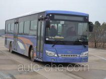 安凯牌HFF6121G03CHEV-1型插电式混合动力城市客车