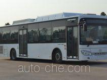 安凯牌HFF6121G03CHEV-2型插电式混合动力城市客车