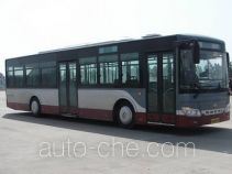 安凯牌HFF6120G03SHEV型混合动力城市客车