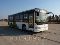 安凯牌HFF6120GDE4B型城市客车