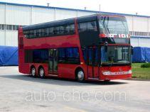 安凯牌HFF6120GS01C型双层城市客车
