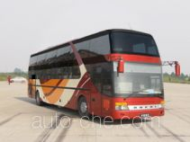 安凯牌HFF6120WZ-1型豪华卧铺客车
